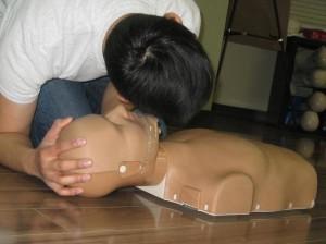 CPR HCP Training in Calgary