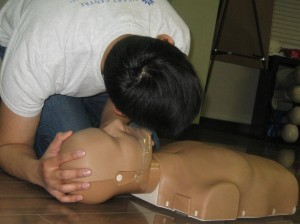 CPR level 'C' re-certification in Calgary