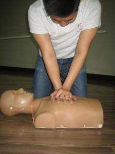 Emergency first aid re-certification in Calgary