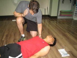 Calgary first aid