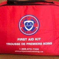 ST Mark James First Aid Kits